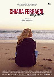 """Movie poster for """"CHIARA FERRAGNI: UNPOSTED"""""""