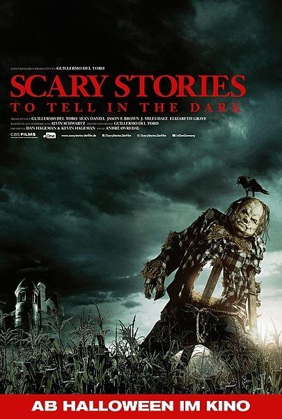 """Filmplakat für """"SCARY STORIES TO TELL IN THE DARK"""""""