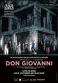 """Movie poster for """"DON GIOVANNI - ROYAL OPERA HOUSE 2019/20"""""""