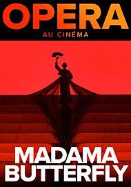 "Movie poster for ""MADAMA BUTTERFLY (METROPOLITAN OPERA 19/20)"""
