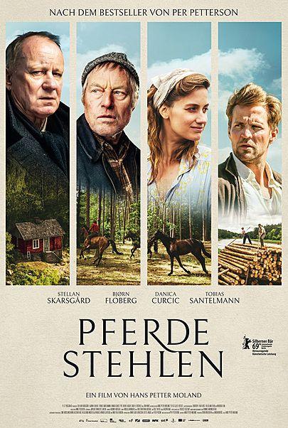 """Filmplakat für """"PFERDE STEHLEN"""""""
