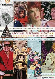 "Movie poster for ""ARCHIVAL SCREENING NIGHT: ROADSHOW EDITION"""