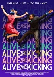 "Movie poster for ""ALIVE AND KICKING"""