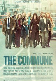 "Movie poster for ""THE COMMUNE"""