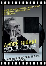 "Filmplakat für ""ANDRE MIDANI - A BRIEF HISTORY OF THE BRAZILIAN MUSIC"""