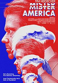 "Movie poster for ""MISTER AMERICA"""