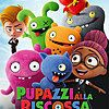 """Movie poster for """"UGLYDOLLS"""""""