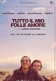 "Movie poster for ""TUTTO IL MIO FOLLE AMORE"""