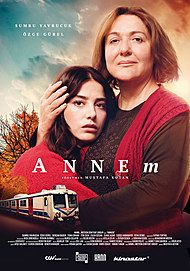 "Movie poster for ""ANNEM"""