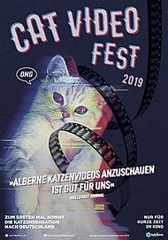 "Movie poster for ""CATVIDEOFEST"""