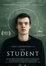 "Movie poster for ""THE STUDENT"""
