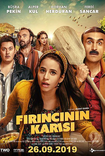 "Filmplakat für ""FIRINCININ KARISI"""