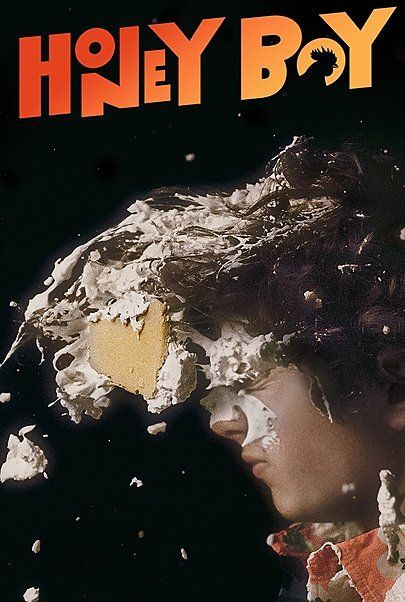 "Movie poster for ""HONEY BOY"""