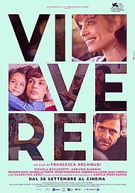 "Movie poster for ""VIVERE (2019)"""
