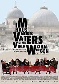 """Filmplakat für """"IM HAUS MEINES VATERS SIND VIELE WOHNUNGEN"""""""