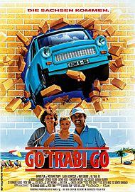 "Movie poster for ""GO TRABI GO"""