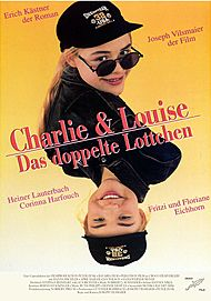 """Movie poster for """"Charlie & Louise - Das doppelte Lottchen """""""