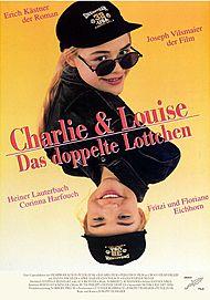 """Filmplakat für """"Charlie & Louise - Das doppelte Lottchen """""""