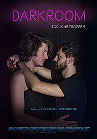 """Filmplakat für """"DARKROOM"""""""