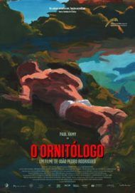 "Movie poster for ""THE ORNITHOLOGIST"""