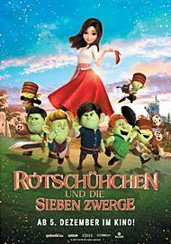 """Filmplakat für """"ROTSCHÜHCHEN UND DIE SIEBEN ZWERGE """""""