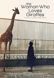"Movie poster for ""THE WOMAN WHO LOVES GIRAFFES """