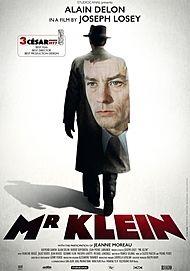 "Movie poster for ""MR. KLEIN"""