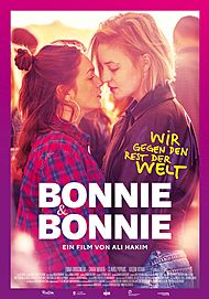 "Movie poster for ""BONNIE & BONNIE"""