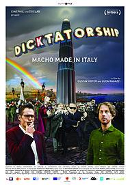 """Filmplakat für """"DICKTATORSHIP"""""""