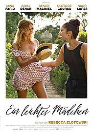 """Filmplakat für """"EIN LEICHTES MÄDCHEN - Filmstart in Österreich"""""""