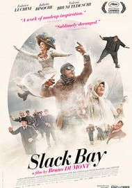 "Movie poster for ""SLACK BAY"""