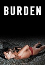 "Movie poster for ""BURDEN"""