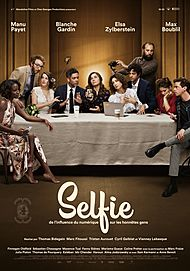 "Movie poster for ""SELFIE"""