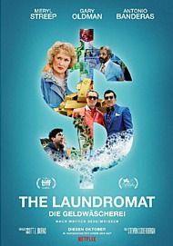 """Filmplakat für """"THE LAUNDROMAT – DIE GELDWÄSCHEREI"""""""