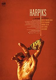 "Movie poster for ""HARPIKS"""
