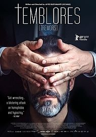 "Movie poster for ""TEMBLORES"""
