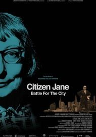 "Movie poster for ""CITIZEN JANE: BATTLE FOR THE CITY"""