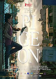 """Movie poster for """"THE PIGEON(GUVERCIN)"""""""