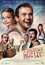 "Movie poster for ""YEDINCI KOGUSTAKI MUCIZE"""