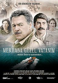 "Filmplakat für ""MERHABA GÜZEL VATANIM"""