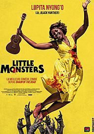 """Movie poster for """"LITTLE MONSTERS"""""""