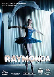 "Filmplakat für ""BOLSCHOI 19-20: RAYMONDA"""