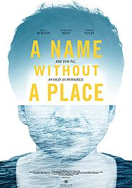 "Movie poster for ""A NAME WITHOUT A PLACE"""