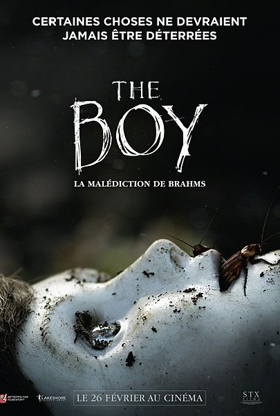 "Movie poster for ""BRAHMS: THE BOY II"""