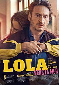 "Movie poster for ""LOLA VERS LA MER"""
