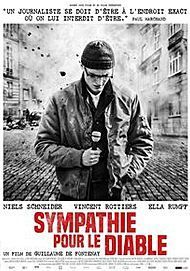 "Movie poster for ""SYMPATHIE POUR LE DIABLE"""