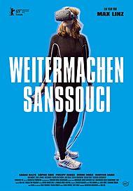 """Filmplakat für """"WEITERMACHEN SANSSOUCI"""""""