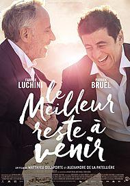 """Movie poster for """"LE MEILLEUR RESTE A VENIR"""""""
