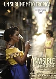 "Movie poster for ""INVISIBLE LIFE"""
