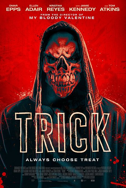 """Movie poster for """"TRICK"""""""
